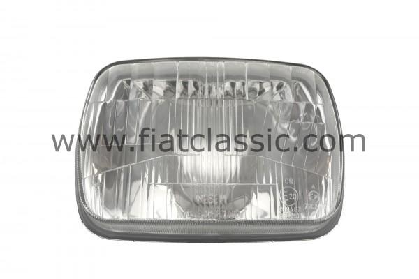Reflectorinzetstuk H4 links gestuurd Fiat 126
