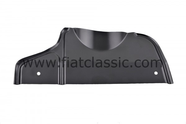 Mudguard for exhaust Fiat 500 R