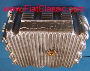 Aluminium-Ölwanne Original ABARTH Design Fiat 500 - Fiat 126