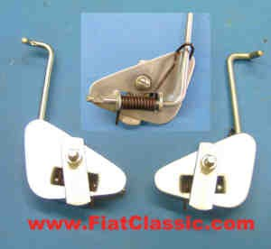 Hood stand top Fiat 500