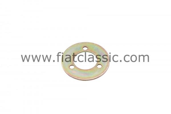 V-belt compensating pulleys 2 + 1 mm Fiat 126 - Fiat 500