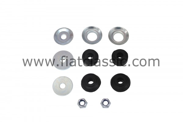 Mounting kit for front shock absorber Fiat 126 - Fiat 500
