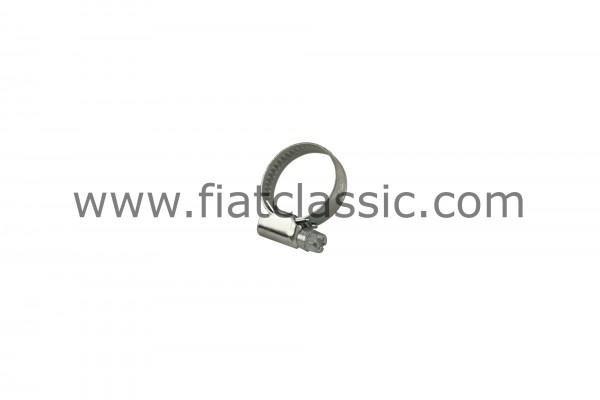 Collier de serrage pour radiateur Fiat 600