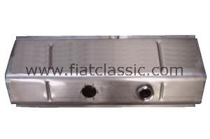 Réservoir à réplique en acier inoxydable Fiat 500