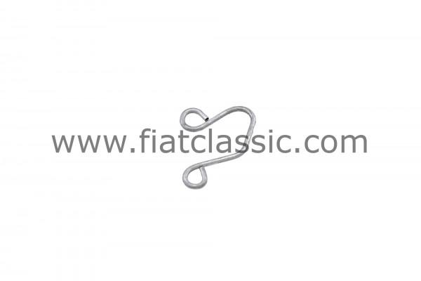 Distribution caps Retaining spring Fiat 126 - Fiat 500 - Fiat 600
