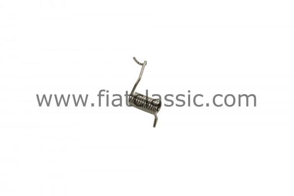 Veer voor kofferbak Fiat 500