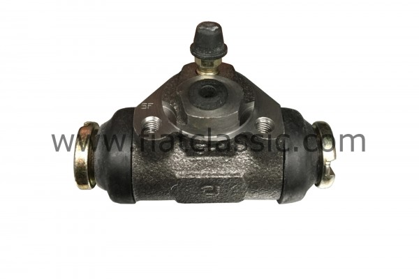 Front brake cylinder 22.2 mm, short nose Fiat 500 F-Giardiniera - Fiat 600 (from 1965) - Fiat 850N