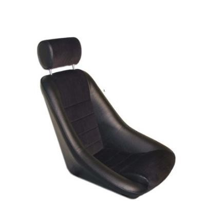 Sport bucket seat with headrest Fiat 126 - Fiat 500 - Fiat 600
