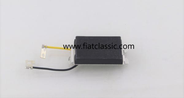 Controller for three-phase alternator Fiat 126 (BIS)