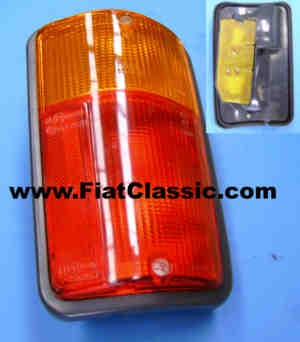 Taillight right Fiat 126 (BIS)