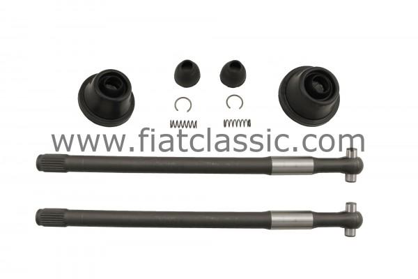Drive shaft set 24mm Fiat 500 F/L/R