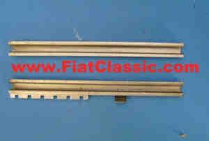 Sitzschienen Paar Fiat 600
