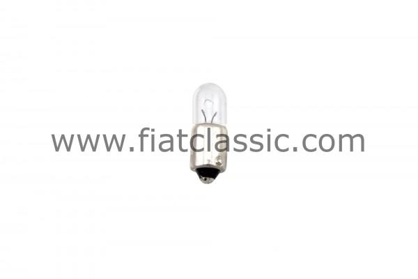 Bulb parking light / instrument panel 12V/4W Fiat 126 - Fiat 500 - Fiat 600