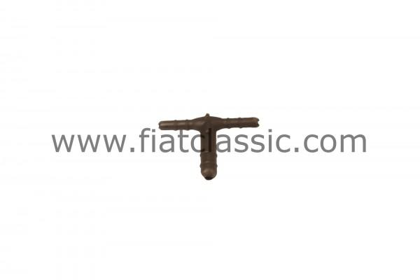 Pièce de distribution en T pour système de lave-glace Fiat 126 - Fiat 500 - Fiat 600