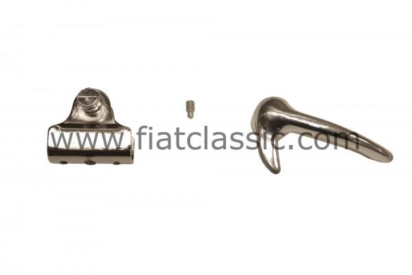 Opening window repair kit left Fiat 500 - Fiat 600