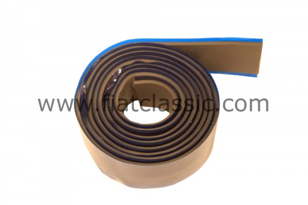 Body sealing tape for folding roof 1m for A1135 Fiat 126 - Fiat 500 - Fiat 600