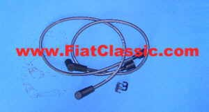 Ignition cable set Fiat 126 (BIS)
