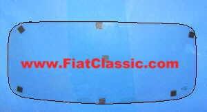 Windschutzscheibe Fiat 500 Bianchina Trasformabile 414mm
