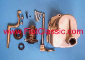 Transmission conversion kit 5th gear Fiat 126 - Fiat 500