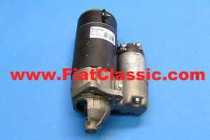 Electric starter with magnetic switch (replacement part) Fiat 500 R - Fiat 126 (2nd series)