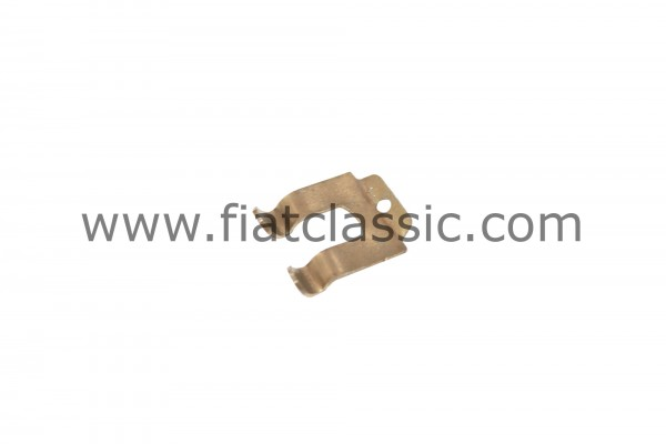 Clip for manual throttle cable Fiat 126 - Fiat 500 - Fiat 600