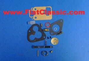 Kit de réparation carburateur OC 10 Fiat 500 Giardiniera OC 10