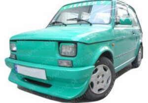 Frontspoiler Fiat 126