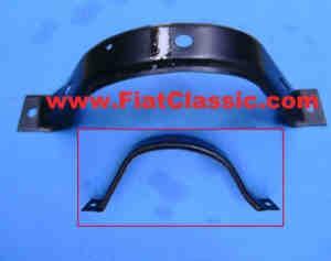 Support de fixation de boîte de vitesses Fiat 600