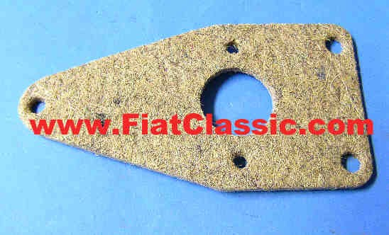 Seal for pedal base Fiat 500