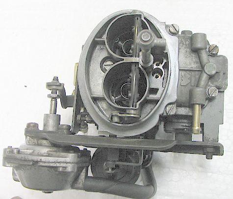 Carburetor 30DGF ->1988 Fiat 126 (BIS)
