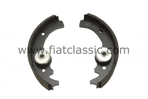 Brake pads (2 pieces) top quality Fiat 126 - Fiat 500
