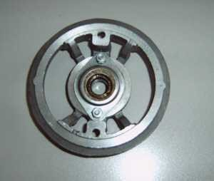 Bearing shield for alternator Fiat 126 - Fiat 500