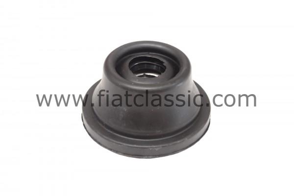 Achsmanschette 25 mm mit Metallbuchse / Wellendichtring Fiat 126 - 500 - 600