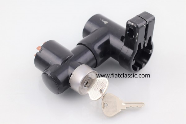 Ignition lock with steering wheel lock Fiat 500