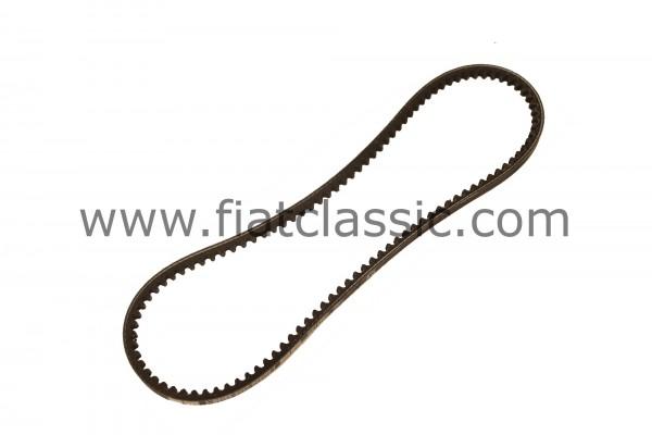 V-belt flank toothed 10x800 Fiat 126 - Fiat 500