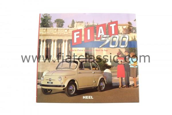 Fiat 500 autoreparatiehandboek Fiat 500