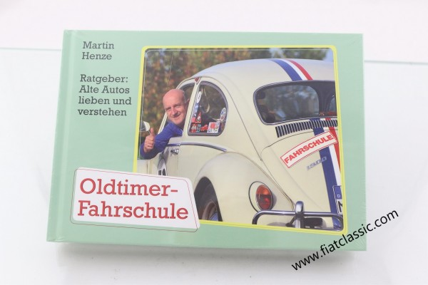 Oldtimer driving school - book