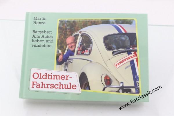 Scuola di guida Oldtimer - libro