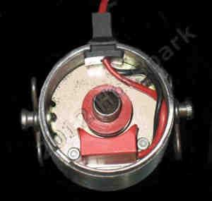 Elektrische Zündung kontaktlos Fiat 600