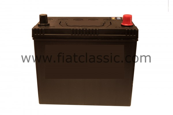 Autobatterie 24x13x22 cm Fiat 500 - Fiat 600