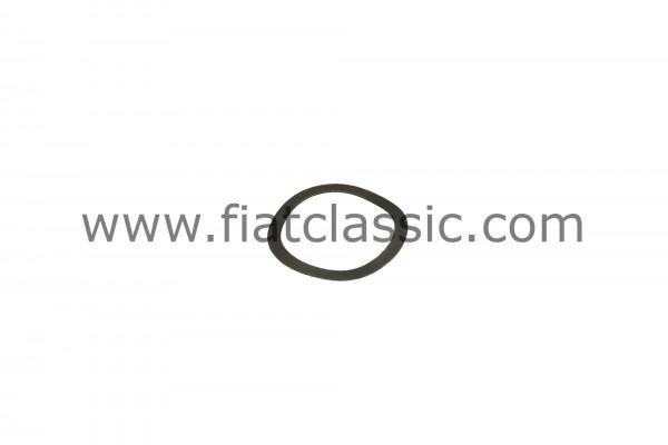 Gegolfde schijf voor schuifblok Fiat 126 - Fiat 500