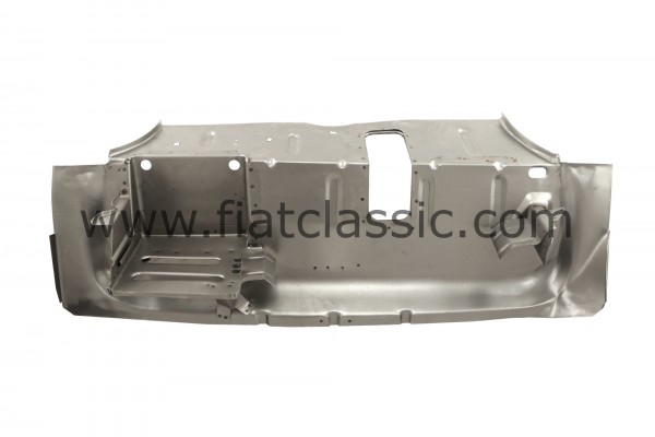 Front fairing with battery box Fiat 126