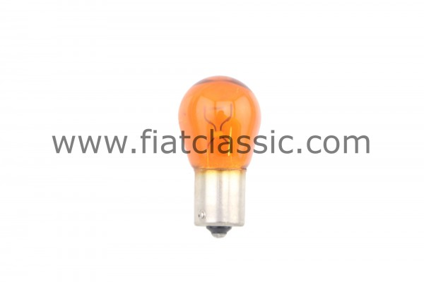 Bulb for turn signal yellow Fiat 500