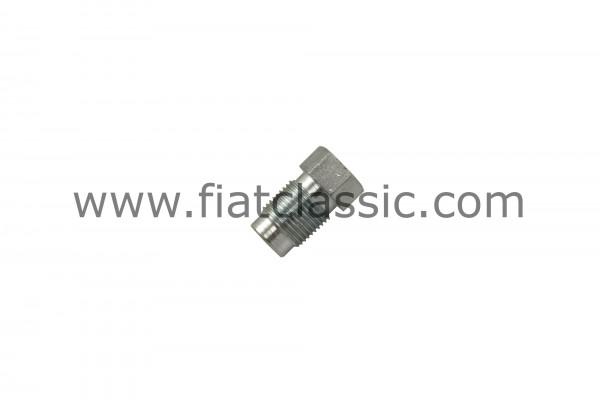 Nipplo lungo per tubo freno Fiat 126 - Fiat 500 - Fiat 600