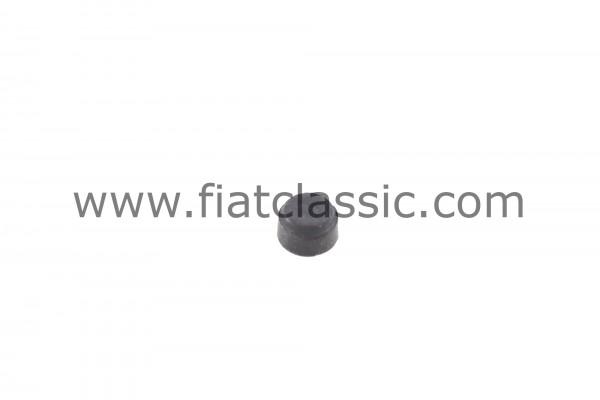 Rubber cap for bleeder valve wheel brake cylinder Fiat 126 - Fiat 500 - Fiat 600
