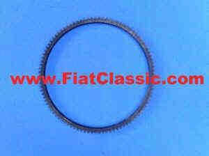 Starter ring Ø=241/263mm 123 teeth Fiat 126 - Fiat 500