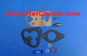 Repair kit Weber carburetor medium Fiat 500 Giardiniera