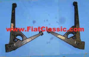Paire de bras oscillant de roue arrière utilisée IV. 1979 -> Fiat 600E/850/1000, Zastava 750