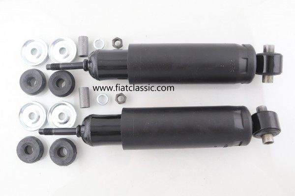 Rear shock absorber (set) Fiat 850