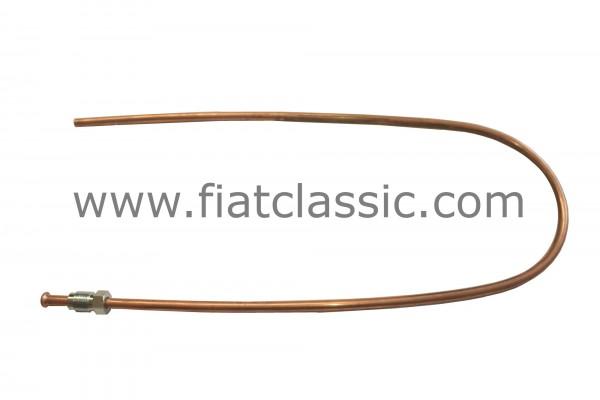 Ligne vers le maître-cylindre de frein Fiat 500 N/D/Giardiniera - Fiat 600